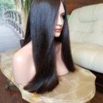 Malwina – Peruka naturalna włosy słowiańskie 50cm