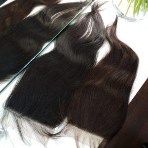 Dopinka HELENA – Włosy naturalne na siatce 25cm
