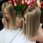 Topper EWELINA – Włosy słowiańskie z mikroskórą 40cm