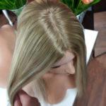 Topper AMANDA – Włosy słowiańskie 50cm