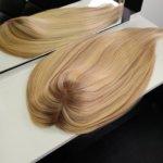 Topper GRACE – włosy europejskie 45cm