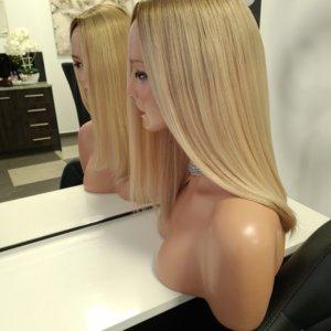 Topper LISA – Włosy europejskie 45cm